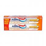Aquafresh Extreme Clean Whitening Action Toothpaste 158.7g- 2pk