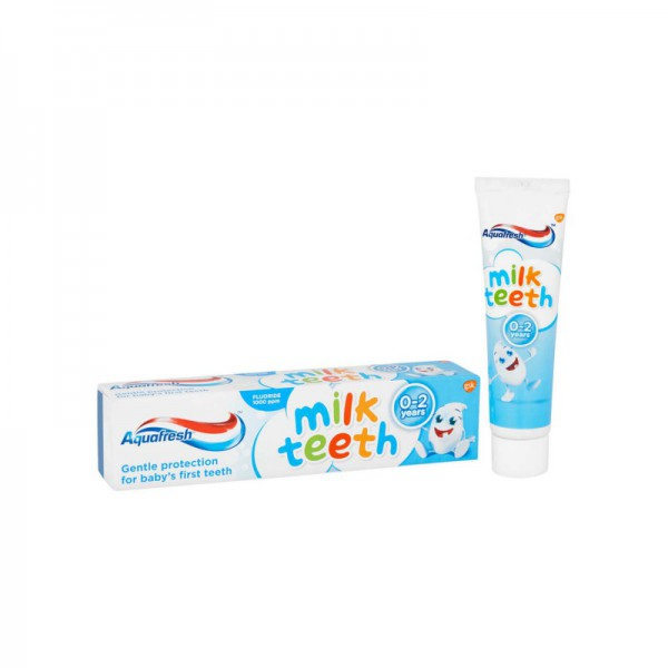 Aquafresh Milk Teeth 0-2 years Toothpaste 50ml