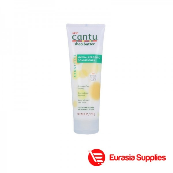 Cantu Shea Butter Sensitive Hypoallergenic Conditioner 227G