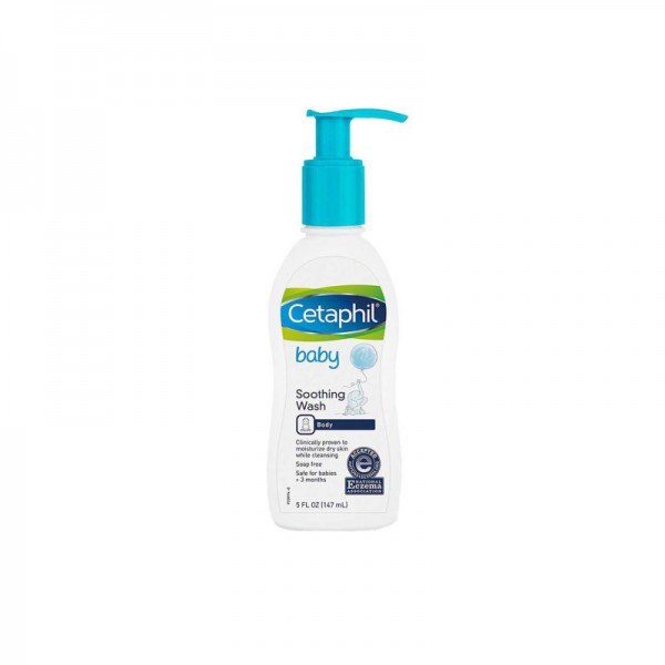 Cetaphil Baby Soothing Body Wash 147ml