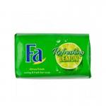 Fa Refreshing Lemon Citrus Fresh Caring & Fresh Bar Soap 175g