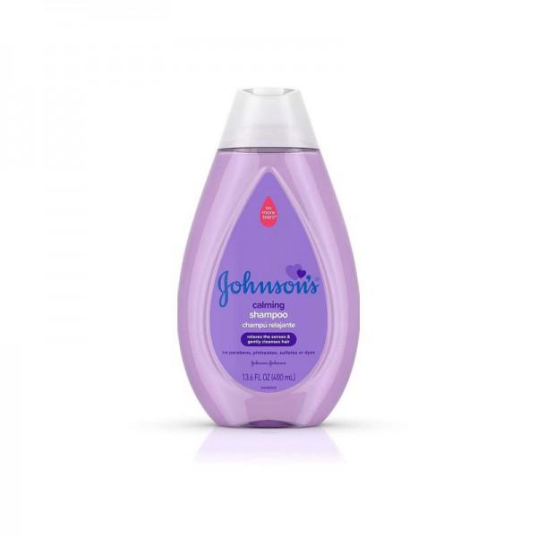 Johnsons Calming Baby Shampoo 400ml