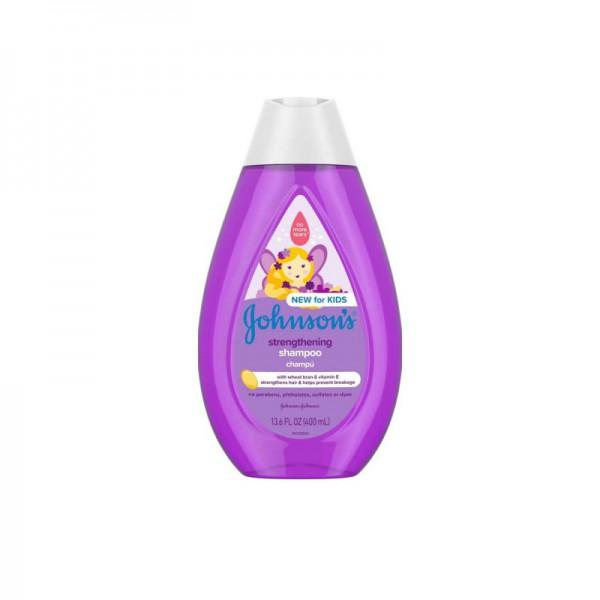 Johnsons Kids Strengthening Shampoo with Vitamin E 400ml