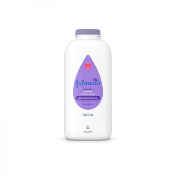 Johnsons Lavender Baby Powder 425g