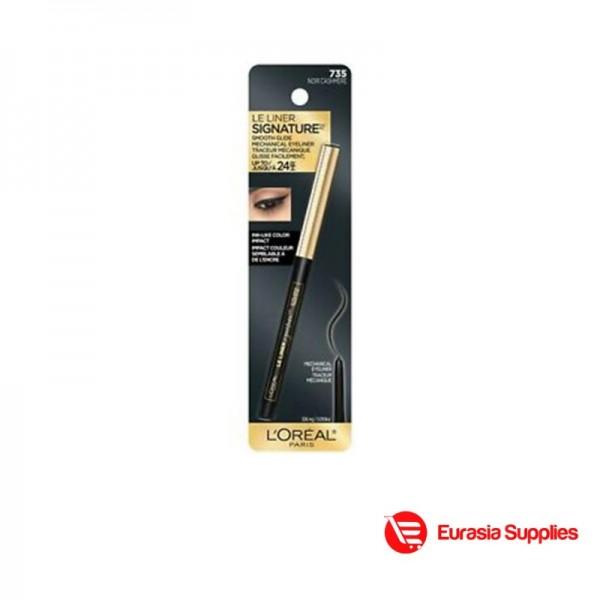 Loreal Paris Le Liner Signature Mechanical Eyeliner 735 Noir Cashmere