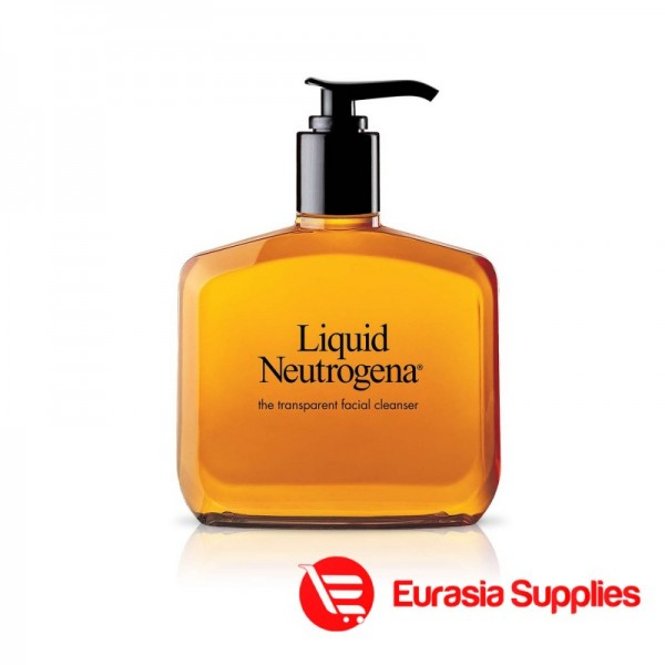 Neutrogena Liquid The Transparent Facial Cleanser 236ml