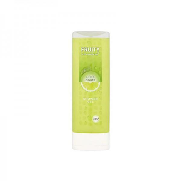 Superdrug Fruity Lime & Ginger Shower Gel 250ml