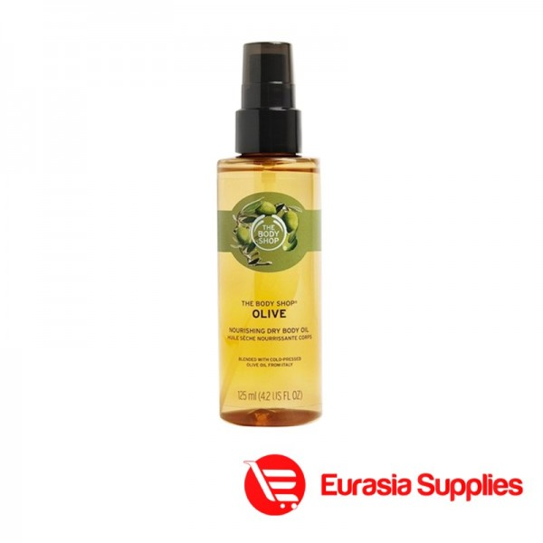 The Body Shop Olive Nourishing Dry Body Oil 125ml