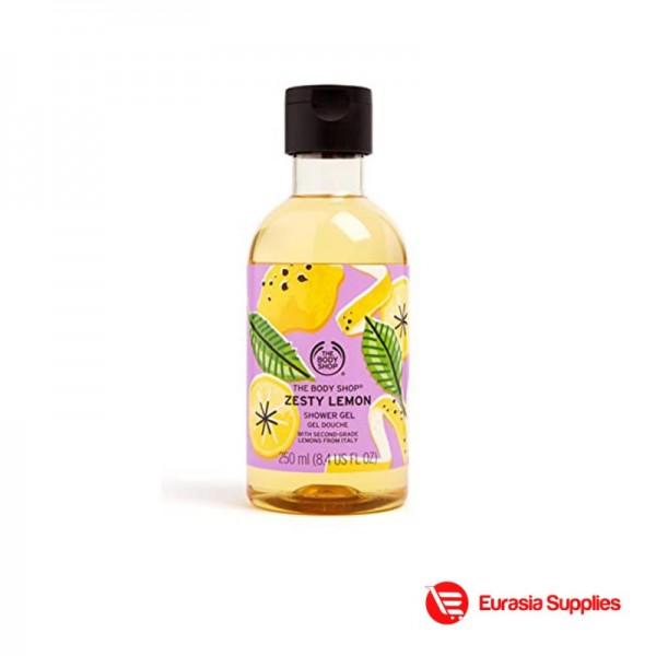 The Body Shop Zesty Lemon Shower Gel 250ml