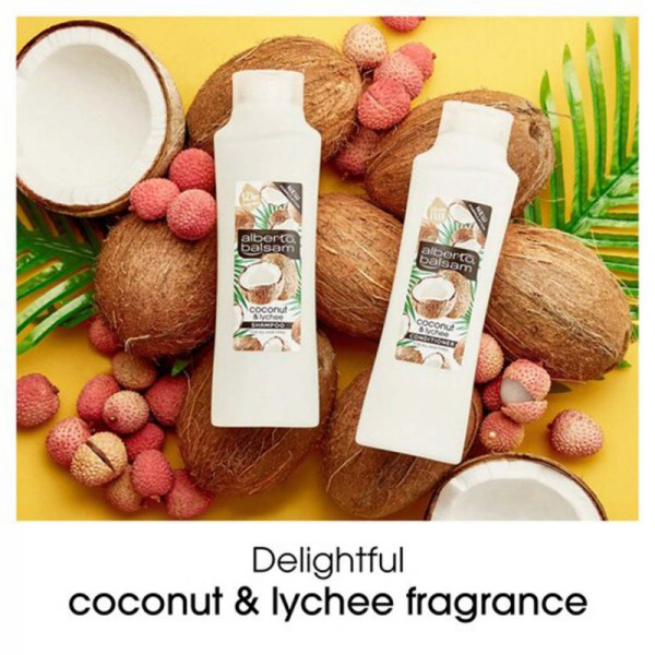 Alberto Balsam Coconut & Lychee Conditioner 350ml